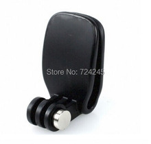 Free Shipping!!Gopro Accessories Head Quick Clip with Screw For GoPro Hero 3+/3/2/1,SJ4000 Camera