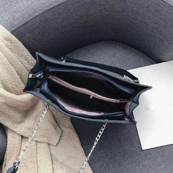 CROWDALE Chain Shoulder Bag  2