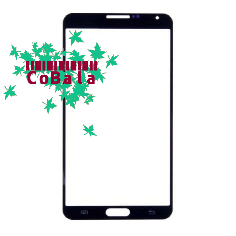 10Pcs White Black For Samsung Galaxy Note3 Note 3 Neo N750 N7505 Front Glass 5.5 Touch Screen LCD Outer Panel Repair Part