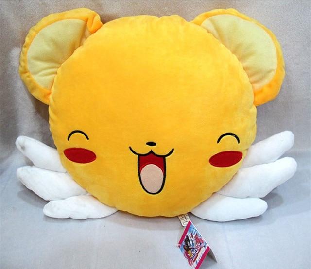 Милые Cardcaptor Sakura Kero Подушки Плюшевые Игрушки Мягкие Чучела Куклы Рождественские Подарки