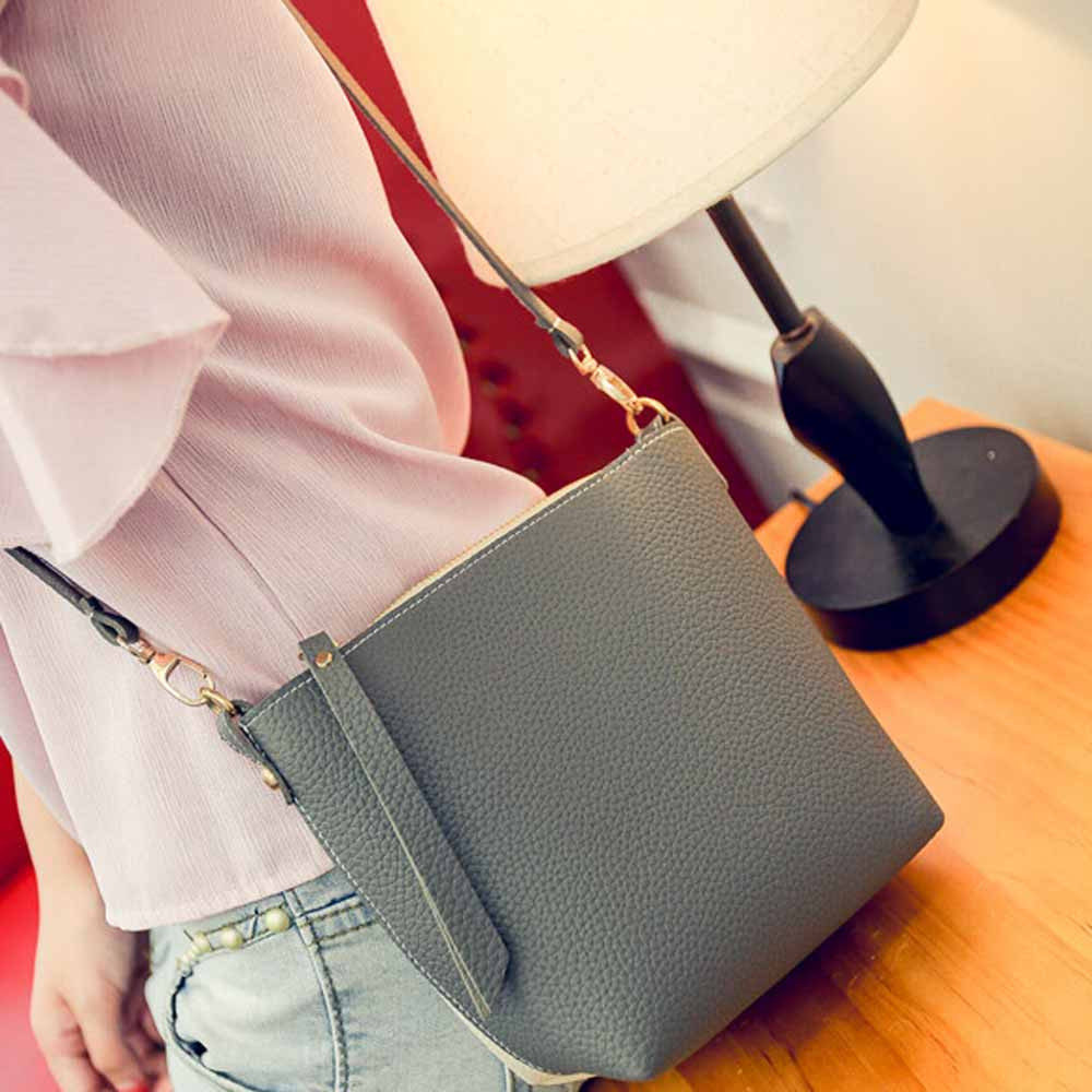 Superior Quality Women Men Leather Handbag Messenger Business Id Credit Card Protector Bag X Dropship In Holders From Luggage Bags On