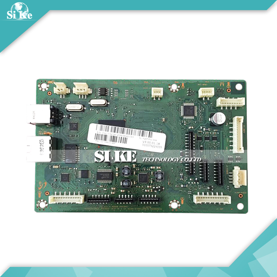 Laser Printer Main Board For Samsung SL-M2875FW SL M2875FW 2875FW 2875 2875F Formatter Board Mainboard Logic Board laser printer main board for hp m176 m176n m177 m177fw 177 177fw 176 176n hp176 hp176n formatter board mainboard logic board