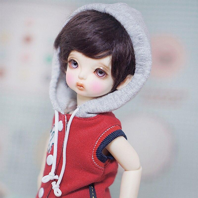 1//6 BJD Doll SD Doll Boy Carol Karou Free Face Make UP+Free Eyes