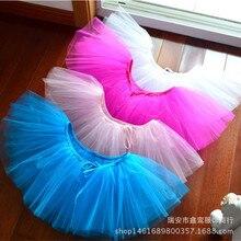 Crianças Meninas Trajes de Dança Do Ballet Ballet Saia Tutu Collant de Balé Crianças Roupas Crianças Bebê Chiffon Dancewear