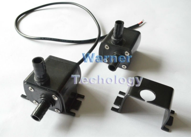 12Vdc Little Water Pump Micro Brushless DC Water Pump Submersible Installation For Fish Tank Rockery Fountain