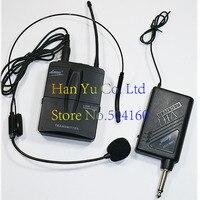 Lwm-3122ヘッドセットワイヤレスマイクシステム出力6.5プラグコードレスラペルマイク用楽器教育講演コンピュー