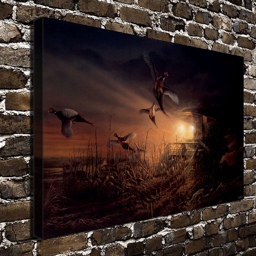 Online get cheap terry redlin prints for Cheap framed prints online
