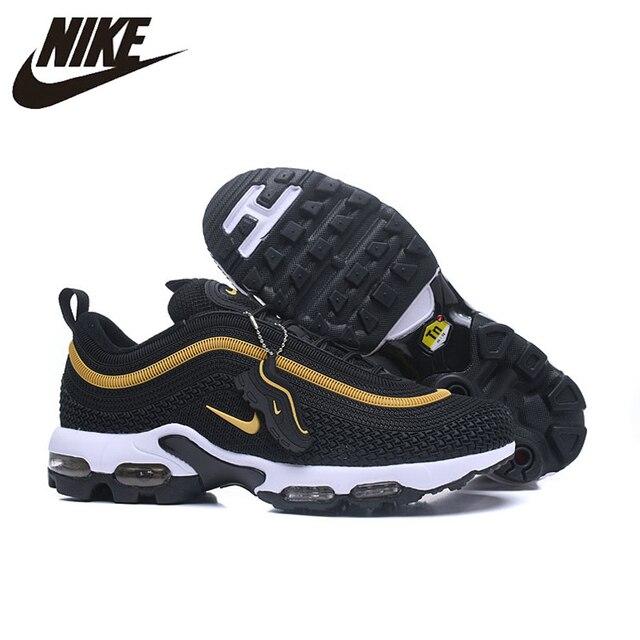Nike Air Max 97 TN кроссовки Мужская Уличная обувь спортивная обувь для улицы Мужская беговая Обувь Спортивная, кроссовки 40-46