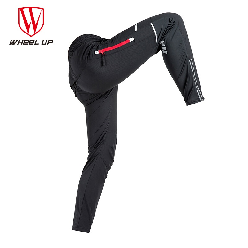 NEW Autumn Winter Men Cycling Pants Long Bike Pants Quick Dry Anti-sweat Breathable Pockets Bicycle Trousers Cycling Clothing 2018 new high quality jogger pants men fitness bodybuilding gyms pants for runners clothing autumn sweat trousers britches