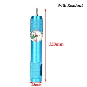 Image 4 - Тактический Охота Шестерни 12g заправки многоразовые Co2 Cyliner капсулы с Портативный считывания адаптер для охоты страйкбол Пневмопушка пистолет