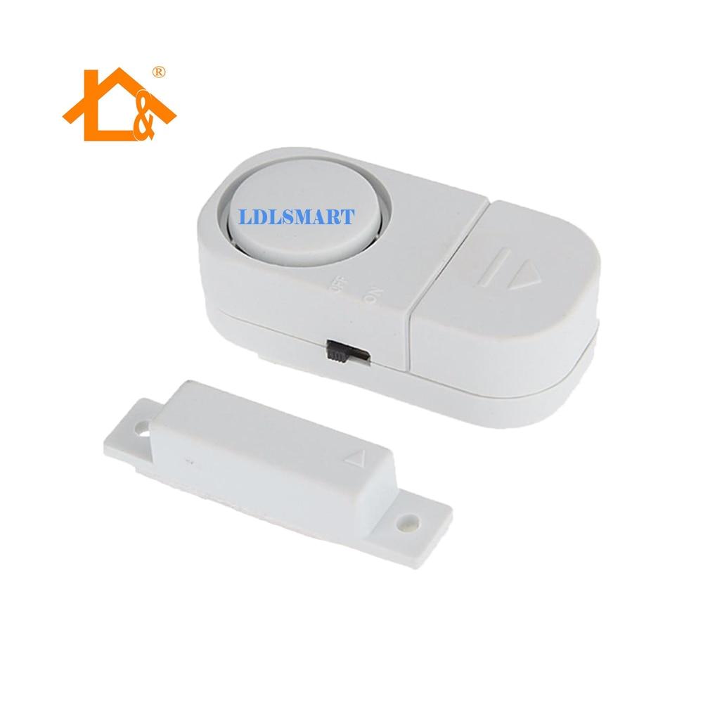 Wireless Doorwindow Entry Alarm Burglar Alarm Signal Safety