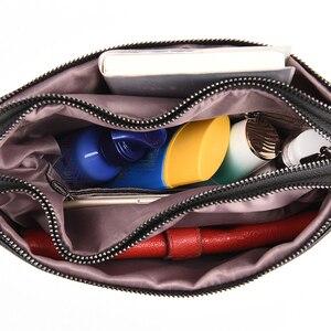 Image 4 - 2020 Women Messenger Bags Small Crossbody Bags For Women Leather Shoulder Bag Female Handbags High Quality Vintage Shell Bag New