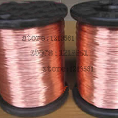 New 0.8mm 20 Gauge Soft Pure Solid Bare Copper Bright Wire Coil for ...