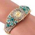Lvpai 2016 nuevas mujeres de la marca de pulsera mujeres del reloj de moda de aleación de reloj de cuarzo de regalo relojes de pulsera vestido de las mujeres relojes de moda