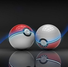New Pokemon Go Ball 10000mAh USB Charger Battery Valor/instict/Mystic Power Bank