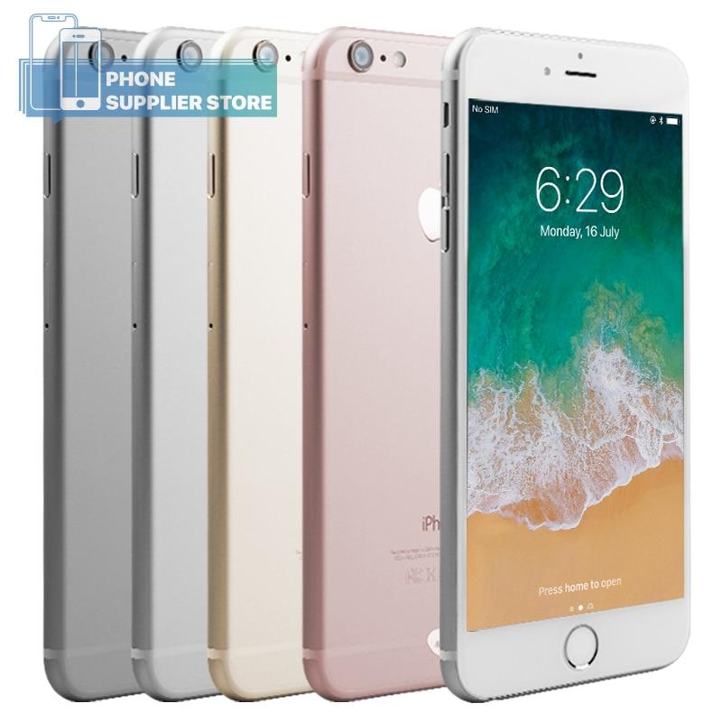 Unlocked Apple iPhone 6 Plus 4G LTE Smartphones 5.5 inch 16GB/64GB/128GB ROM Apple A8 Dual-core 8MP Camera IOS Mobile Phone