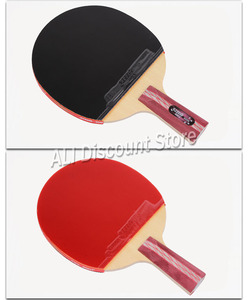 Image 3 - DHS Table Tennis Racket 4002 4006 Ping Pong Paddle Table Tennis Racquets indoo sports Raquete