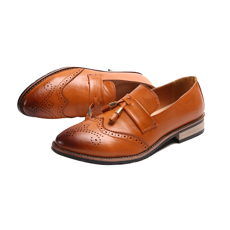 New 2016 Tassel Men Shoes Leather Moccasins Men Loafers Casual Pointed Toe Shoes Slip on Men Flats Brand Luxury Brown Black Red антенна триада 8130 decor