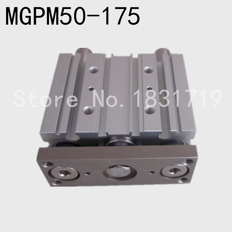 SMC Type MGPM50-175Z Thin cylinder with rod MGPM 50-175Z Three axis three bar MGPM50*175Z Pneumatic components MGPM50X175ZSMC Type MGPM50-175Z Thin cylinder with rod MGPM 50-175Z Three axis three bar MGPM50*175Z Pneumatic components MGPM50X175Z
