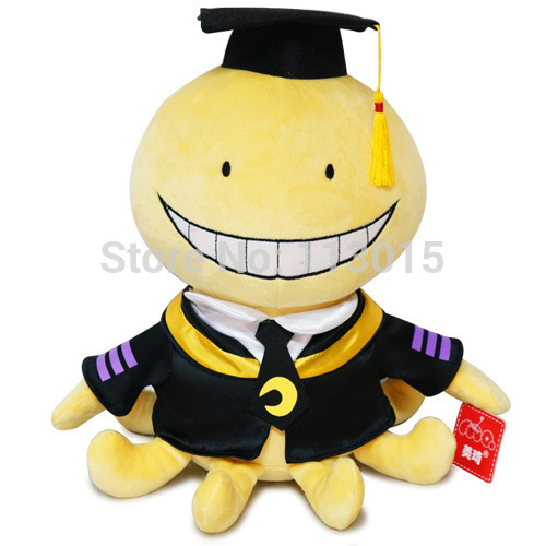 Assassination Classroom Plush Korosensei Octopus Dolls 15/30/45 CM