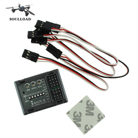 3 Axis Flight Control Controller Stabilizer System Gyro For FPV Airplane Helicopter Fixed Wing Aircraft