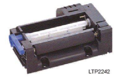 FreeShipping CABEZAL de la impresora LTP2242C-S432A-E, mecanismo de la impresora térmica de 60mm de anchura del papel de impresión, solicitar billetes de la máquina br96