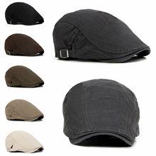 New Men's Ivy Hat Berets Cap Golf Driving Sun Flat Cabbie Newsboy Cap-Fashion цена