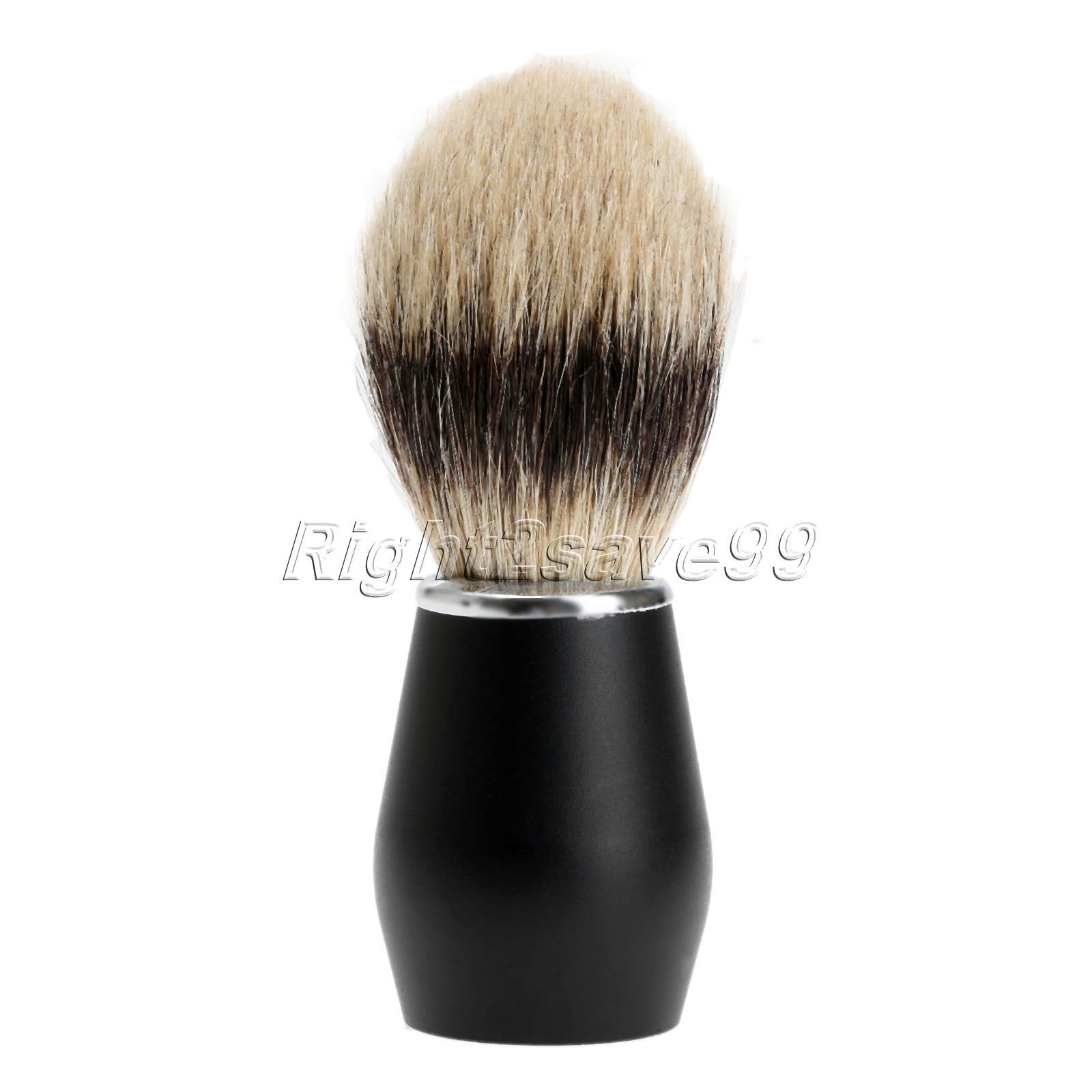 New Arrival Men's Gift Silvertip Badger Hair Shaving Brush Aluminum Handle Barber Tools Badger Shaving Brushes цена