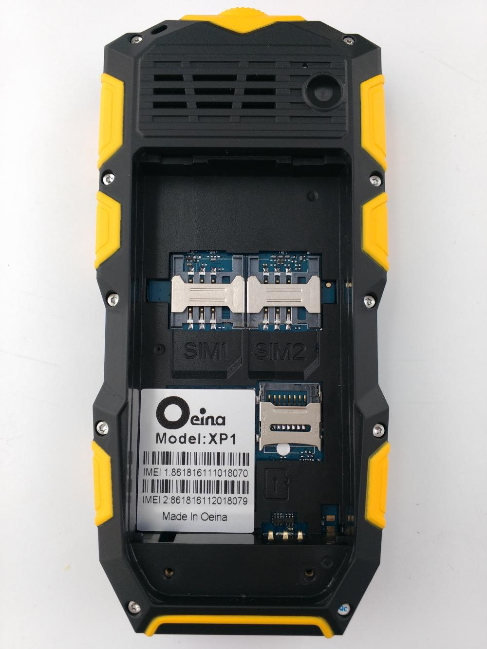XP1 Rugged Phone  (23)
