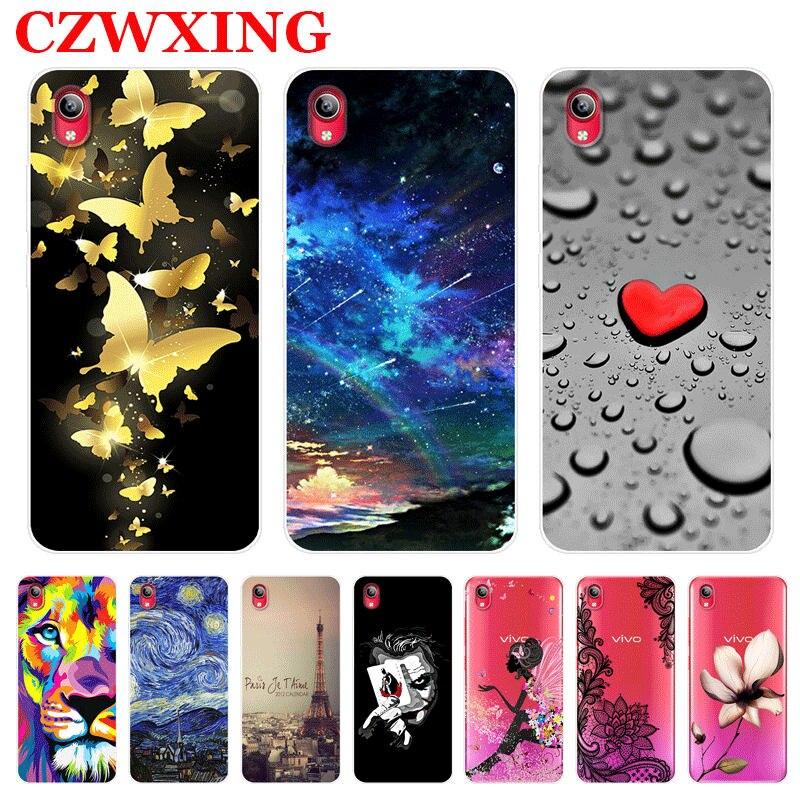 Vivo Y91C Case Vivo Y91 Case Silicone TPU Soft Phone Case For Vivo Y91 Y91C Y91 C VivoY91 VIVOY91C Back Cover 6.22