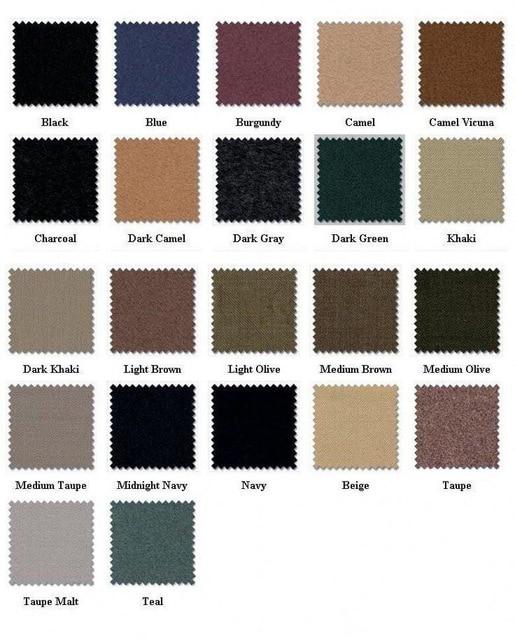 可选颜色图1