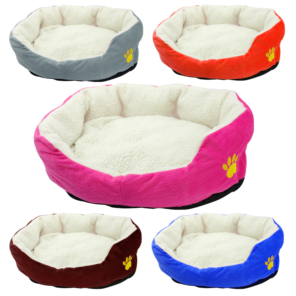 Dog Bed Cotton Soft Pet Mat House Mattress Winter Warm Dog Sofa Nest Home Blanket couverture chien for Small Pets Puppy Cats mattress