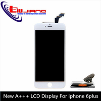 XIANHUAN Quality AAA For IPhone 6plus 5 5 Inch LCD Display Free Shipping Tool