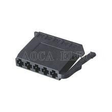 цена на Connector Terminal plug socket connectors jacket auto parts plastic parts female plug male plug 5-pin connector DJ7054-2.8-21