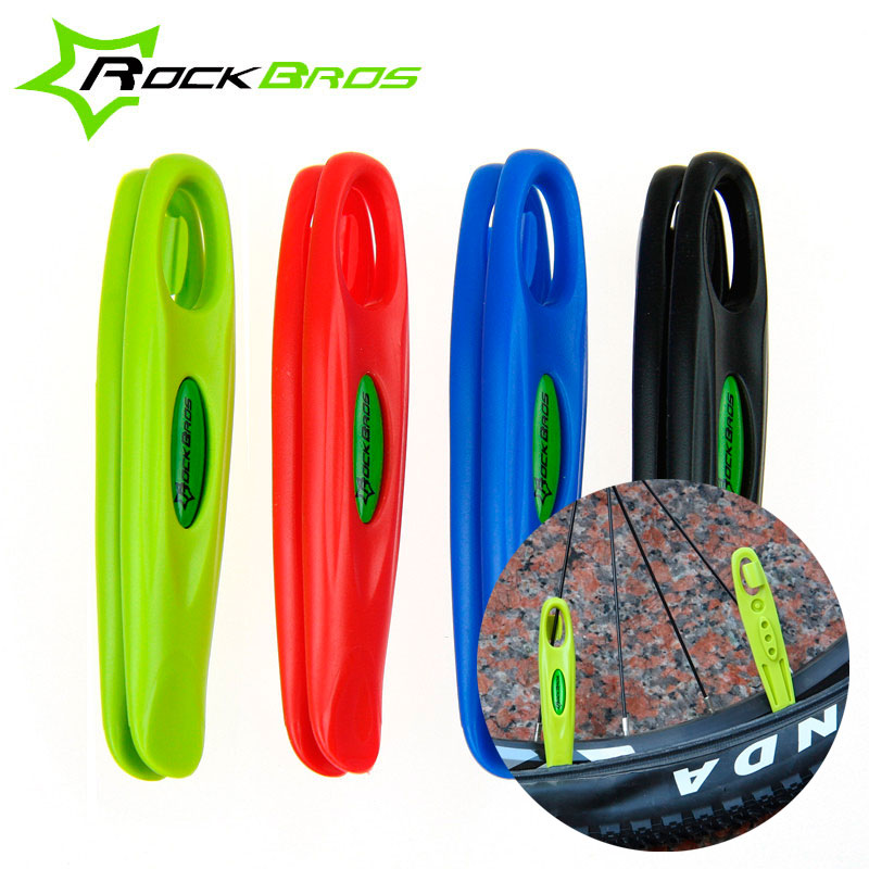 ROCKBROS High Quality Ultralight Bicycle Tire Tyre Lever POM MTB Mountain Road Bike Cycling Wheel POM
