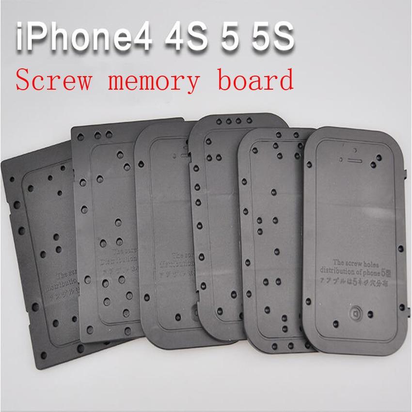 iphone4 Vite scheda di memoria Scheda di posizione Smontare la - Set di attrezzi - Fotografia 2