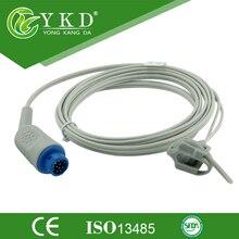 Compatible Neonate Silicon Wrap Spo2 Sensor Use For M1190A /V24E monitor,12pin
