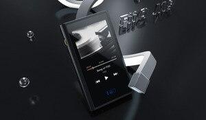 Image 4 - Fiio M9 Draagbare Hoge Resolutie Audio Speler AK4490EN * 2 Ondersteuning Wifi Bluetooth DSD128 Usb Audio Dac Spdif Uitgang