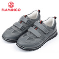 FLAMINGO 100% Russian Famous Brand 2015 New Arrival Spring & Autumn Kids Fashion High Quality shoes FP4318