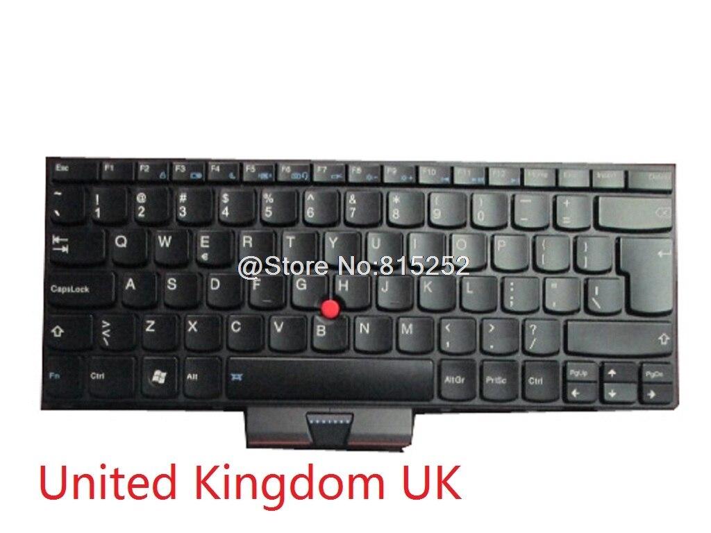 Laptop keyboard For lenovo For Thinkpad X1 Hybrid United Kingdom UK Russia RU Germany GR Arabia AR Turkey TR Black New new laptop keyboard for lenovo thinkpad new x1 carbon 2014 deutsch german swedish danish norwegian us layout