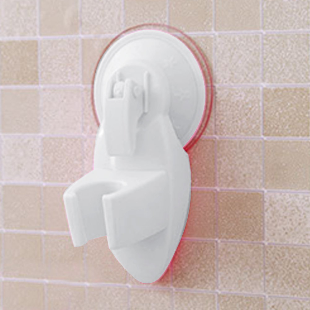 Bathroom Candy-colored Powerful Suction Cup Shower  Shelf Movable Type Shower Room Shower  Seat Fixed Bracket #20