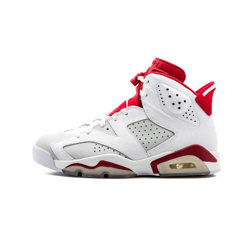 165e86e464ba20 Jordan 6 VI Men Basketball Shoes CNY Infrared Black Slam Dunk UNC Wheat  Gatorade Athletic Outdoor