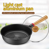 SUPOR Coatingand Frying Pan For Eggs Panela Non Stick Cooking Tools Skillet Stainless Steel Pans