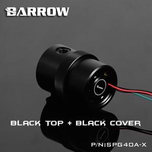 Image 3 - Barrow SPG40A X, 18W PWM Combination Pumps, With Reservoirs, Pump Reservoir Combination, 90/130/210mm Reservoir Component
