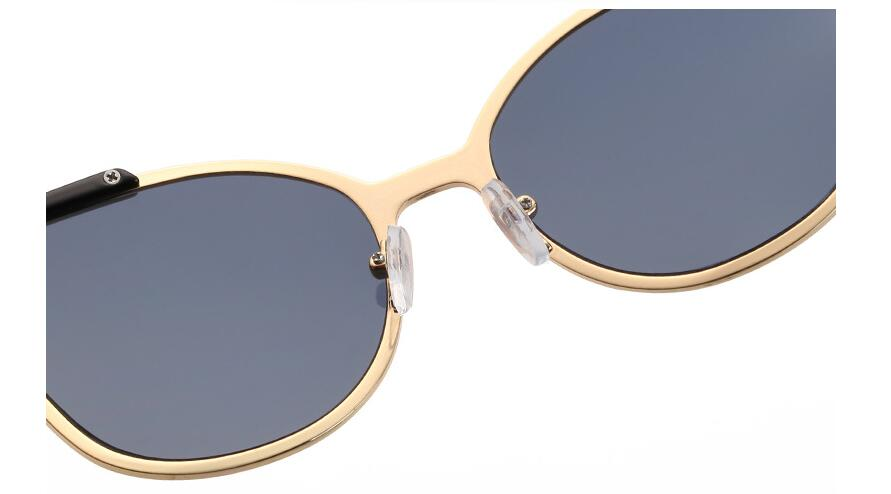 HTB1kdmHQVXXXXbkaXXXq6xXFXXXv - Women Cat Eye Luxury Fashion Designer Mirror Sunglasses