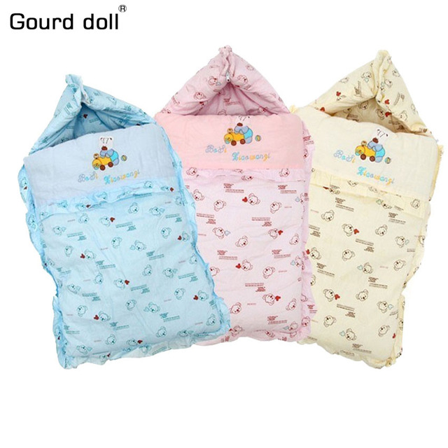 2018 Baby Oversized Sleeping Bags Winter As Envelope For Newborn Co Wrap Sleepsack Bag