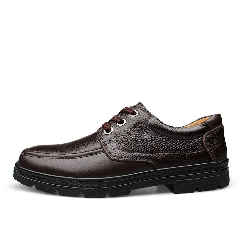 Cuir Taille Mariage En Black brown Chaussures Grande D'affaires Appartements Robe Designer Mens Pour Marque Véritable Hommes Homme Italien Formelle De Luxe 1wZpdq