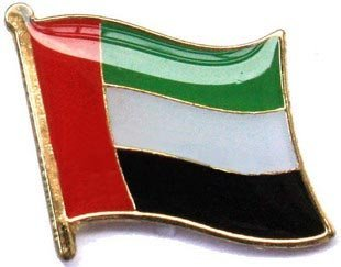 350pcs/lot, free shipping United arab emirates flag lapel pins,nation label pin,metal art pin,promotion flag pin,holiday gift