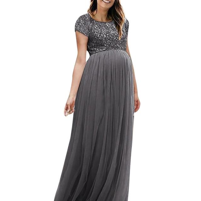 Maxi Dress for Pregnant Women 2