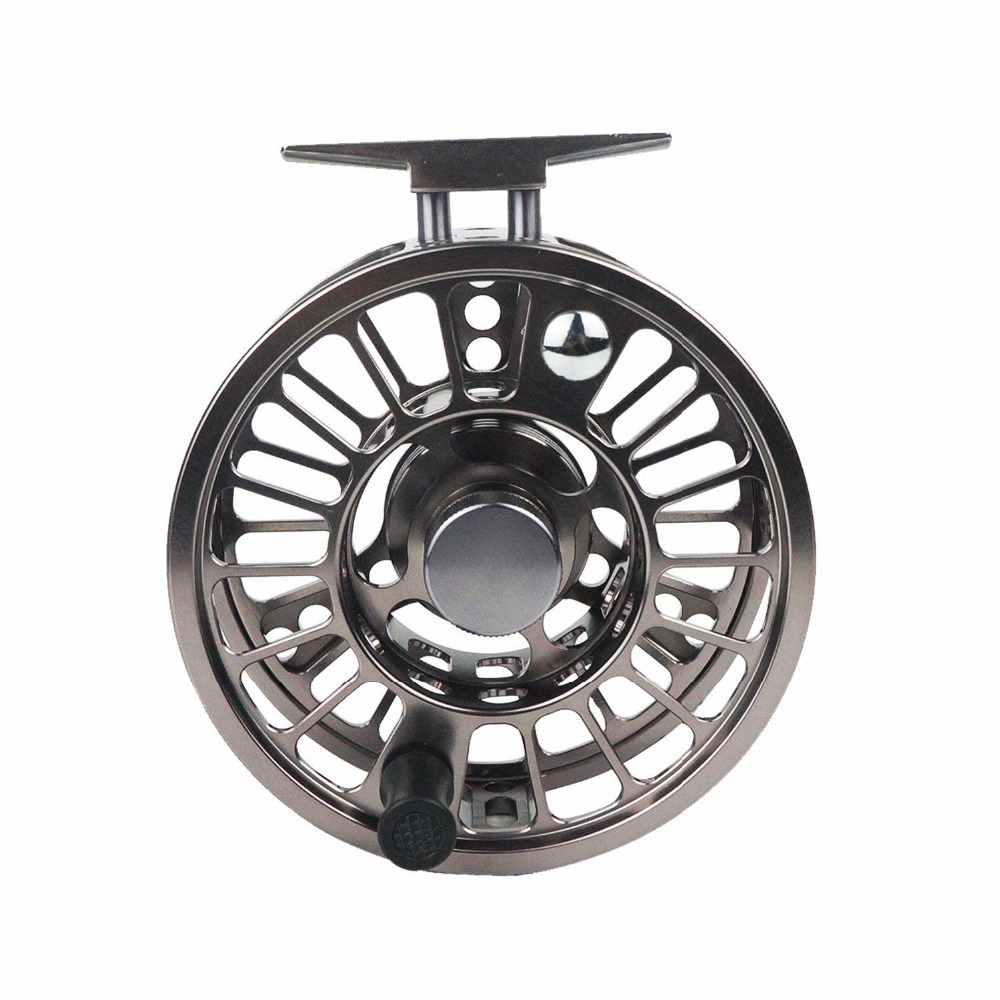 Riverruns Water Proof CNC Machined Carbon Drag Disc Larger Arbor Fly Fishing Reel 4/6, 7/10, 9/13, 12/14 Ideal Fly Fishing wapsi super fine water proof dry fly dubbing 2